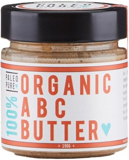 Paleo Pure Organic ABC Butter 190g