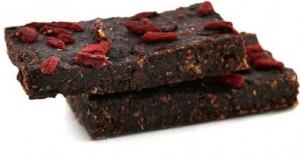 Pantry & Larder Paleo Goji Brownie Slices  100g (Box of 15)