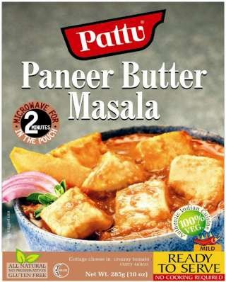 Pattu Paneer Butter Masala 285gm