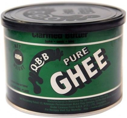 Pattu QBB Pure Ghee 400g