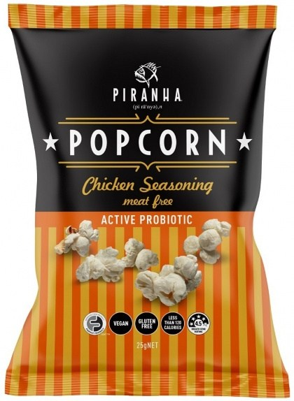 Piranha Popcorn Chicken Seasoning   24x25g