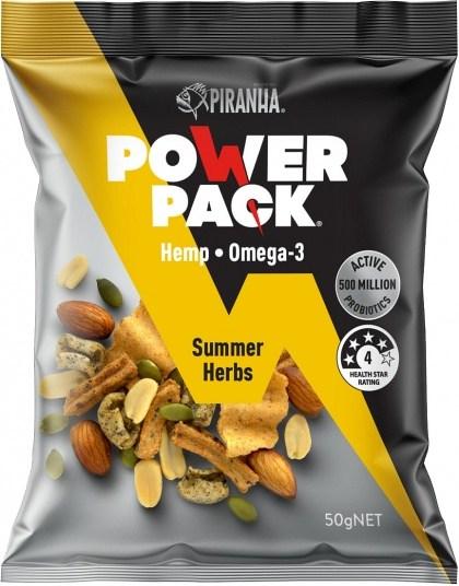 Piranha Power Pack Summer Herbs 50g