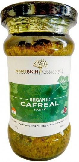 Plantrich Organics Cafreal Paste 280g