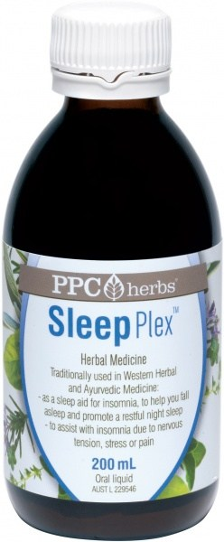 PPC Herbs Sleep-Plex 200ml