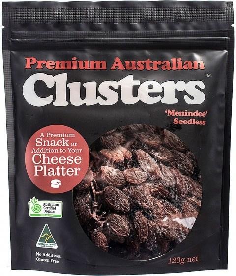 Premium Australian Menindee Clusters 120g