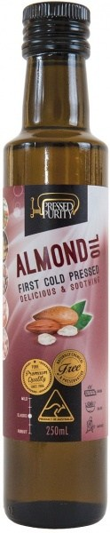 Pressed Purity Almond Oil  250ml