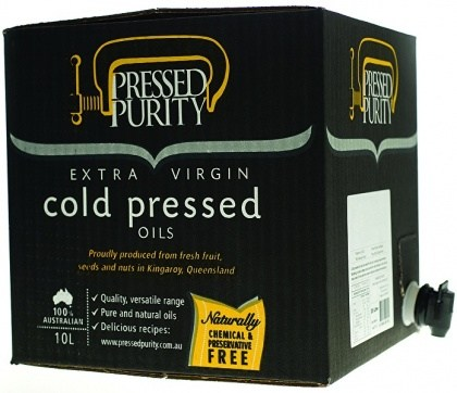 Pressed Purity *Aromas Plus Massage Oil  10L