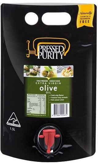 Pressed Purity Olive Oil  1.5L