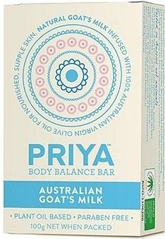 Priya Goats Milk Soap 100g