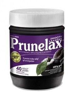 Prunelax Smooth Gel Tub 300g