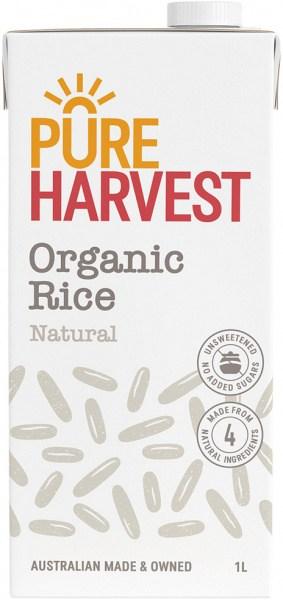 Pure Harvest Aussie Dream Rice Milk  1ltr