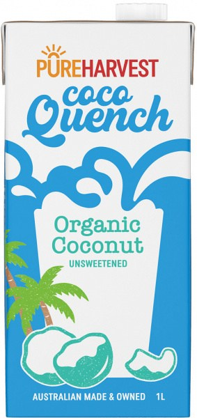 Pure Harvest Organic Coco Quench Milk  1L