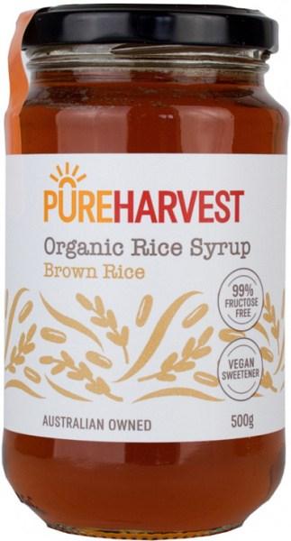 Pure Harvest Organic Rice Malt Syrup  500gm