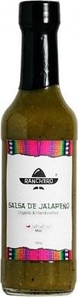 Ranchero Organic Salsa De Jalapeno Sauce 180g
