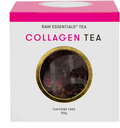 Raw Essentials Tea Collagen Loose Leaf Tea 50g