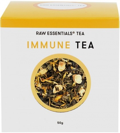 Raw Essentials Tea Immune Loose Leaf Tea 50g