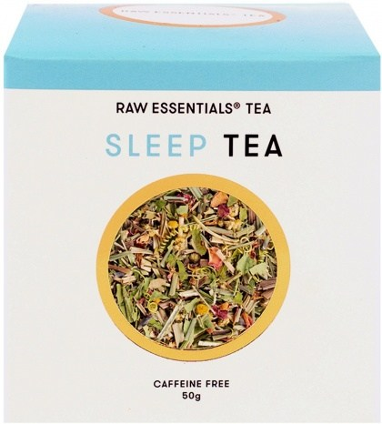 Raw Essentials Tea Sleep Loose Leaf Tea 50g