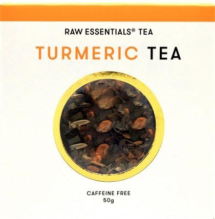 Raw Essentials Tea Turmeric Loose Leaf Tea 50g
