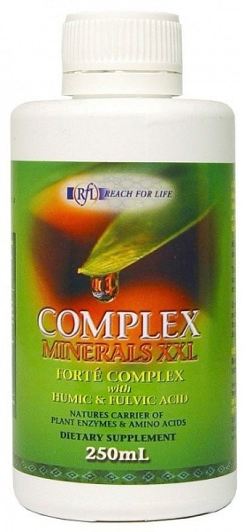 Reach For Life Complex Minerals XXL 250ml