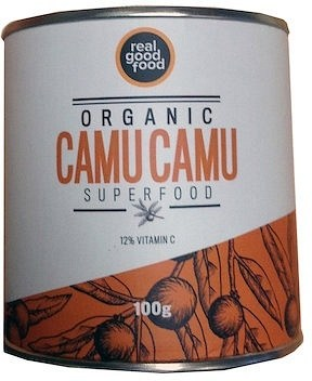 Real Good Food Organic Camu Camu 100g