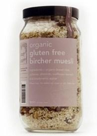 Real Good Foods GF Bircher Muesli Refill 500g