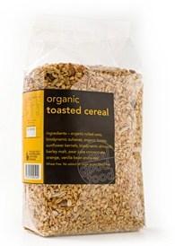 Real Good Foods Muesli Toasted Refill Bag 475g