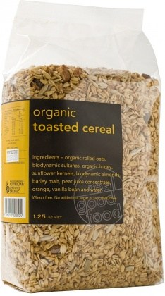 Real Good Foods  Toasted Cereal  Bag 1.25kg