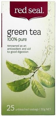 Red Seal Green Tea 25Teabags