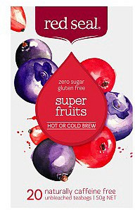 Red Seal (Hot & Cold Brew) Superfruits 20Teabags