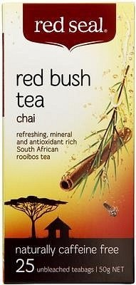 Red Seal Red Bush Chai 25Teabags