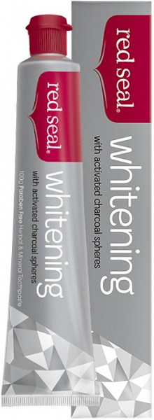 Red Seal Whitening Toothpaste 100g