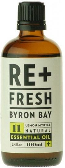ReFresh Byron Bay 11 Lemon Myrtle Essential Oil 100ml