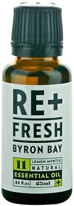 ReFresh Byron Bay 11 Lemon Myrtle Essential Oil 25ml