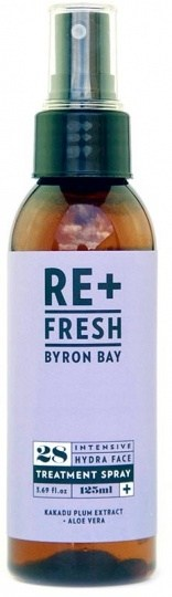 ReFresh Byron Bay 28 Intensive Hydra Face Treatment Spray 125ml
