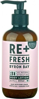 ReFresh Byron Bay 31 Lemon Myrtle Body Lotion 250ml