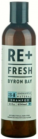 ReFresh Byron Bay Lemon Myrtle Shampoo 250ml