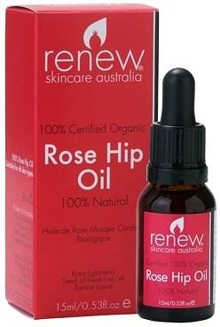 Renew Certified Organic Rose Hip Oil 15ml