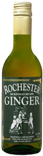 Rochester Dickensian Recipe Ginger 245ml