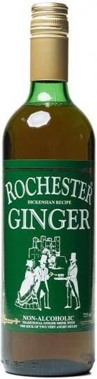 Rochester Dickensian Recipe Ginger 725ml