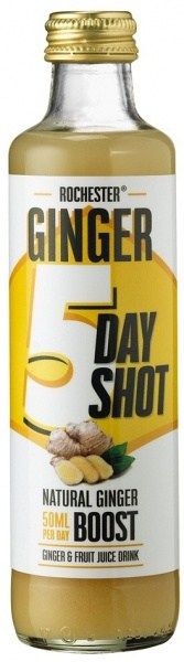 Rochester Ginger 5 Day Shot  250ml