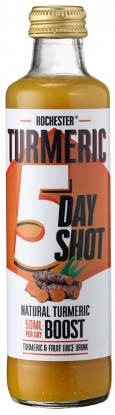 Rochester Turmeric 5 Day Shot  250ml