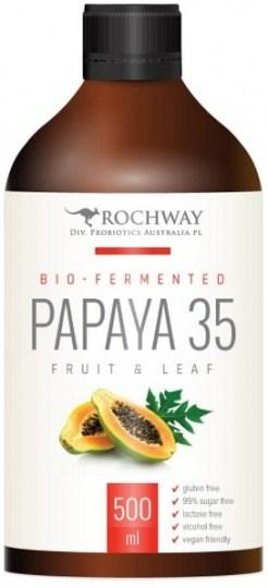 Rochway Bio-Fermented Papaya 35 Fruit & Leaf  500ml