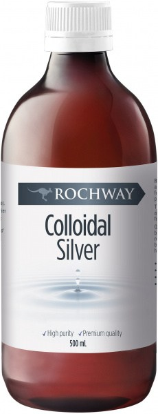 Rochway Colloidal Silver 500ml