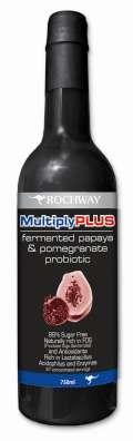 Rochway MultiplyPlus FermPapa&Pom Probiotic750ml