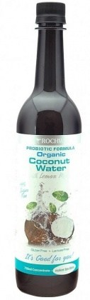Rochway Probiotic Organic Coconut Water w/Lemon Myrtle Concentrate 750ml