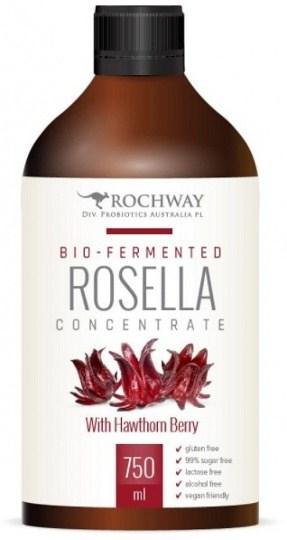 Rochway Rosella & Hawthorn Berry Probiotic 750ml