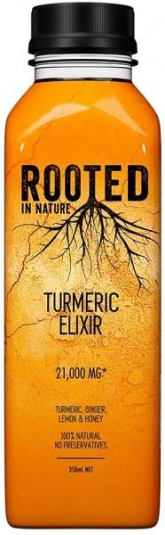 Rooted Turmeric Elixir Original 350ml