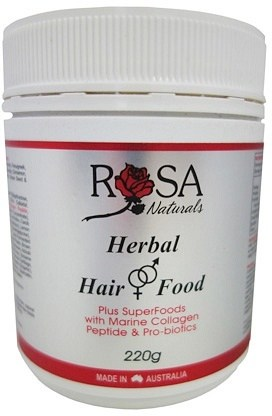 Rosa Herbal Hair Food 220g
