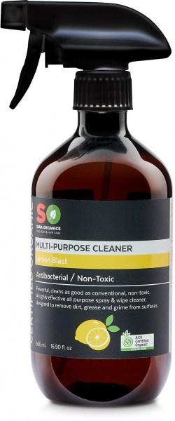 Saba Organics Multi-purpose Cleaner Lemon Blast 500ml
