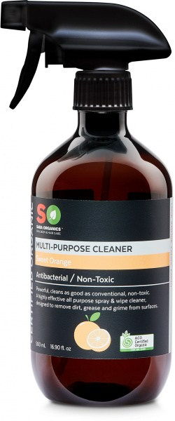 Saba Organics Multi-purpose Cleaner Sweet Orange 500ml